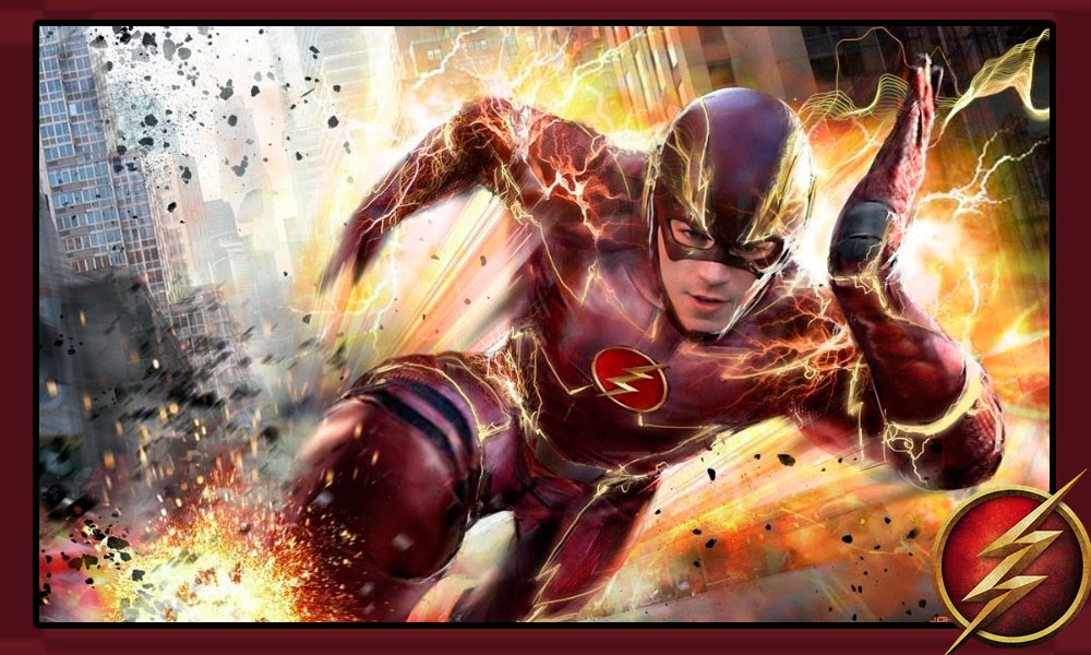 f6616972eff Blog do Rodman  Review  The Flash - Mid-Season Primeira Temporada