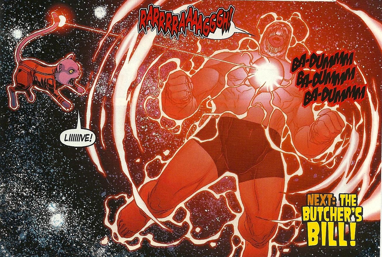 Red Lantern Bane