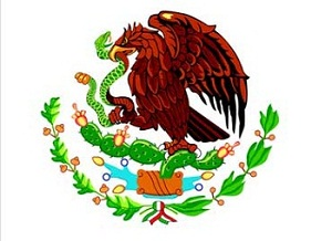 ESCUDO NACIONAL MEXICANO