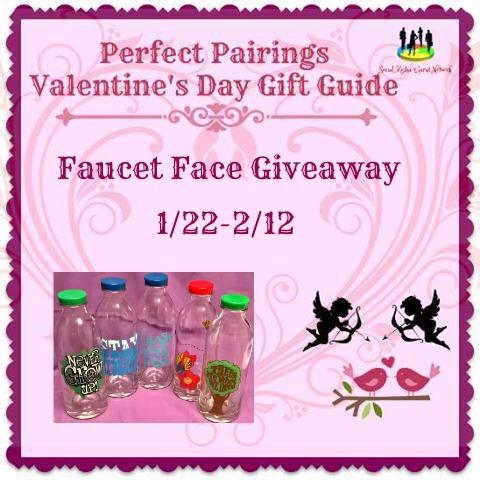Faucet Face Giveaway