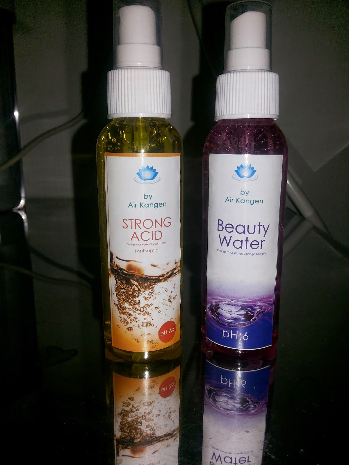 Strong acid & Beauty Water 100 ml