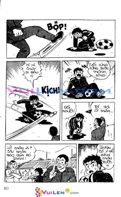 Jindodinho - Đường Dẫn Đến Khung Thành III  Tập 11 page 60 Congtruyen24h