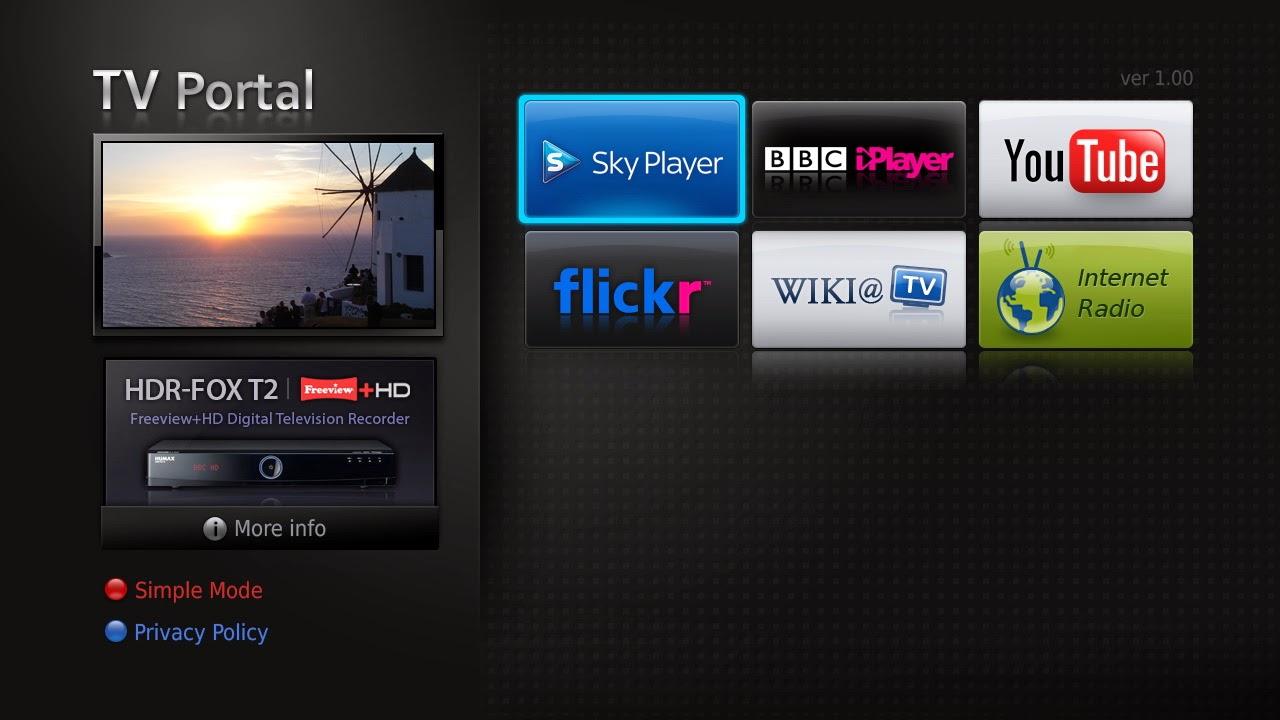 tv portal premium