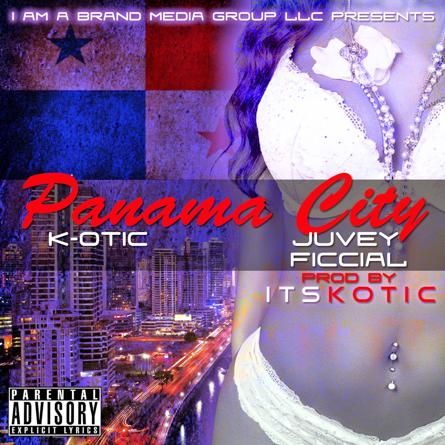 K-OTIC Panama City ft Juvey Ficcial itunes CD Cover image picture