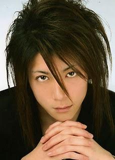 Japanese Long Razor Cut HairStyle