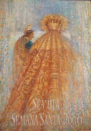Cartel de la Semana Santa de Sevilla 2006