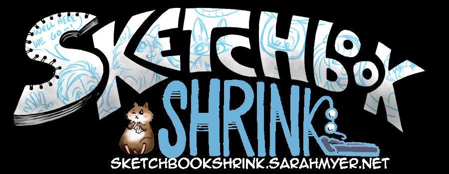 Sketchbook Shrink