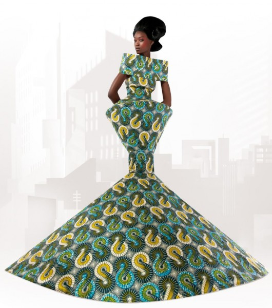 the vlisco look pure kitenge costumed attires in different designs