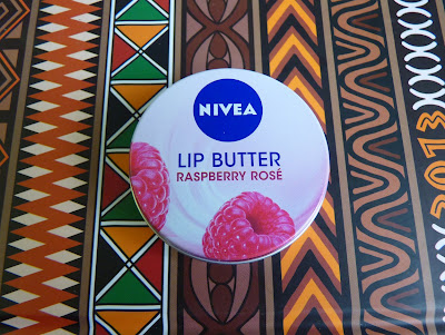 Nivea Lip Butter - Raspberry Rosé