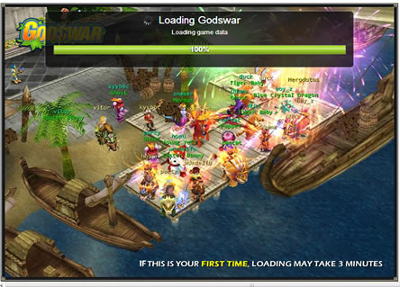 Top 10 List of Most Popular Facebook Games 2013 GODSWAR