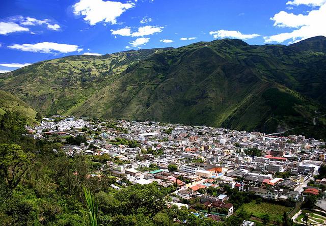 Imagenes De Baños Agua Santa:Ecuador Top Tourist Attractions