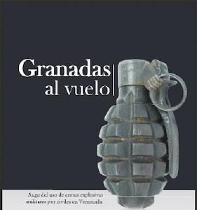 Uso de granadas en Venezuela