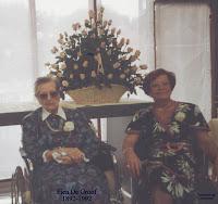 """Fien De Groof 1892-1992, gevierd in """"Den Olm"""" van Bonheiden"""