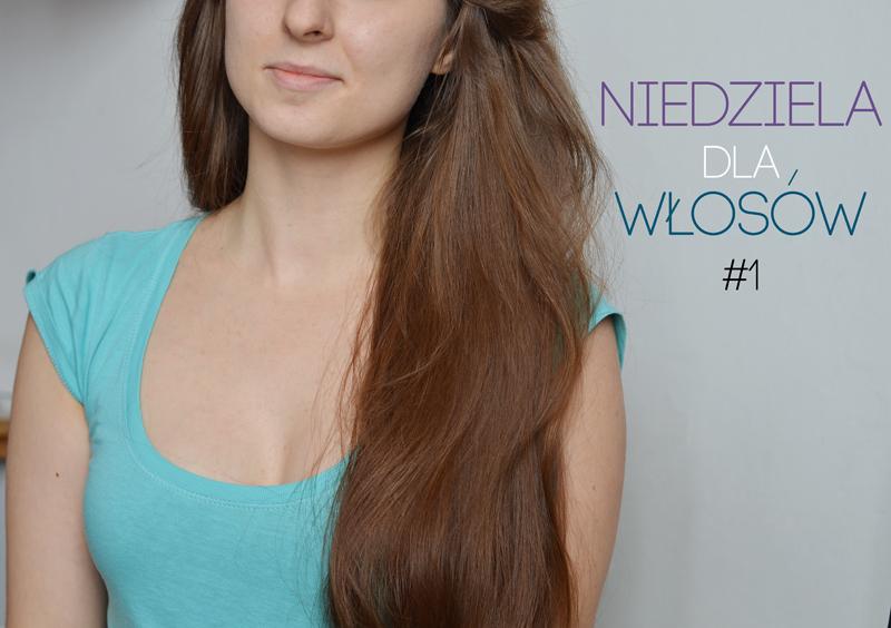 Niedziela dla włosów #1