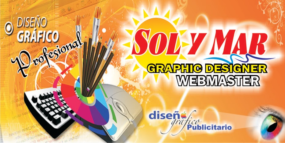 Solymar Diseñador Grafico and Web Master