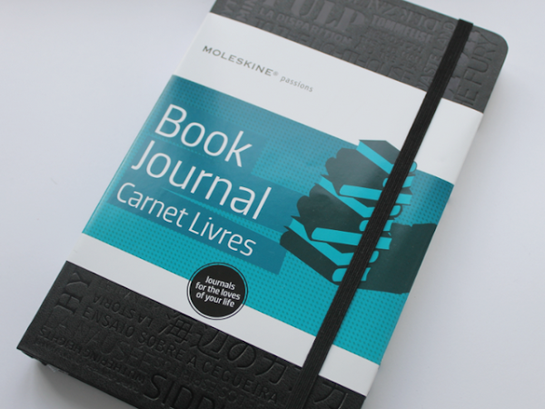 Moleskine Book Journal.