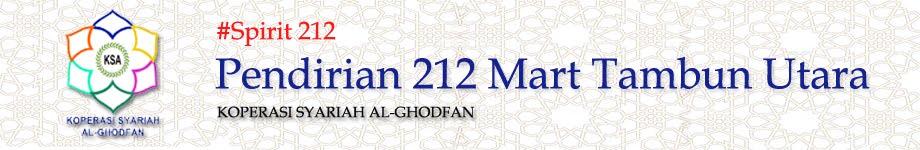 212 Mart Tambun Utara