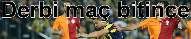 derbi mac bitince