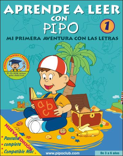 Aprende a leer con Pipo 1 (Pc) (Español)