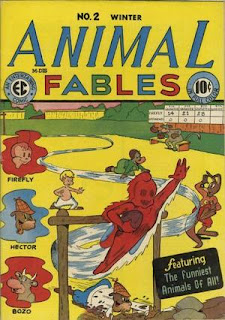 Animal Fables 2 cover