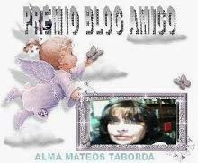 """PREMIO CONCEDIDO POR EL BLOG """"MAS ALLA DE LAS COLINAS"""""""