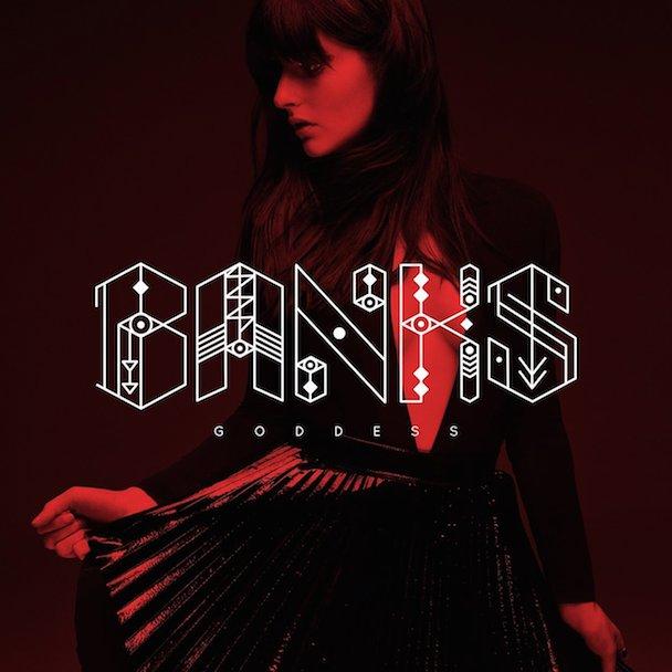 RECENZJA: BANKS - Goddess