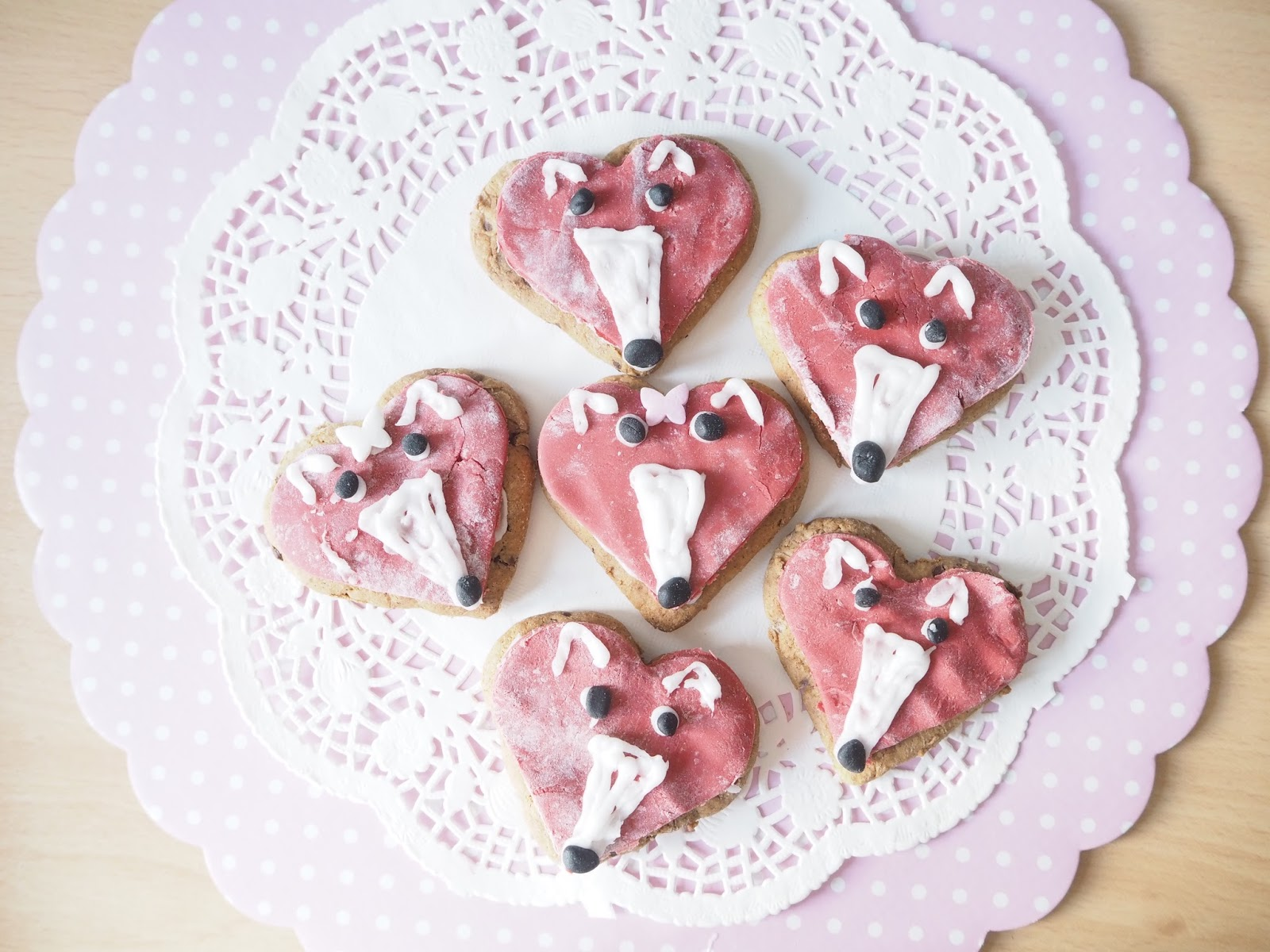foxcookies, foxcakes, baking