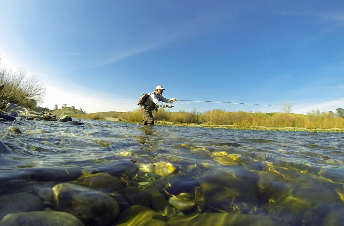 Jon baiocchi fly fishing news northern sierra fishing for Chicago fly fishing