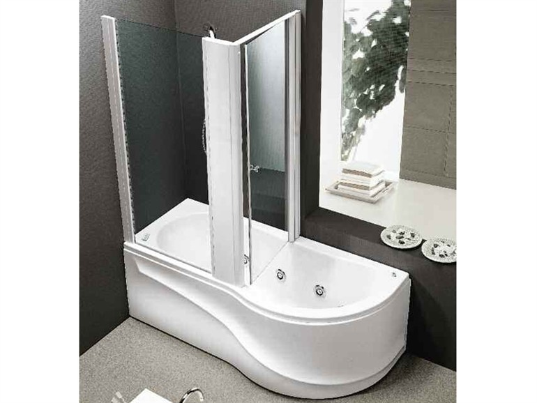 Elegir ba era o ducha ideas para decorar dise ar y - Box doccia tre lati leroy merlin ...