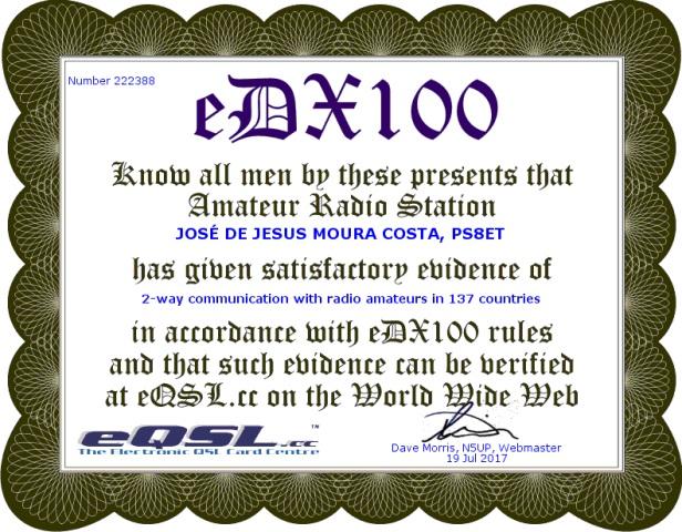 eDX 100 Mix