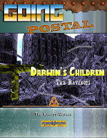 http://rpg.drivethrustuff.com/product/123216/Going-Postal---Darwins-Children-%28The-Ravinoti%29