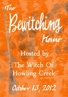 bewitching home blog hop- 10/13