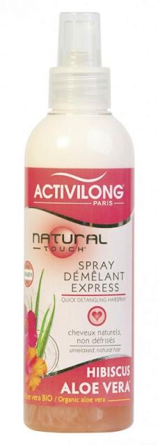 Activilong Spray Démêlant