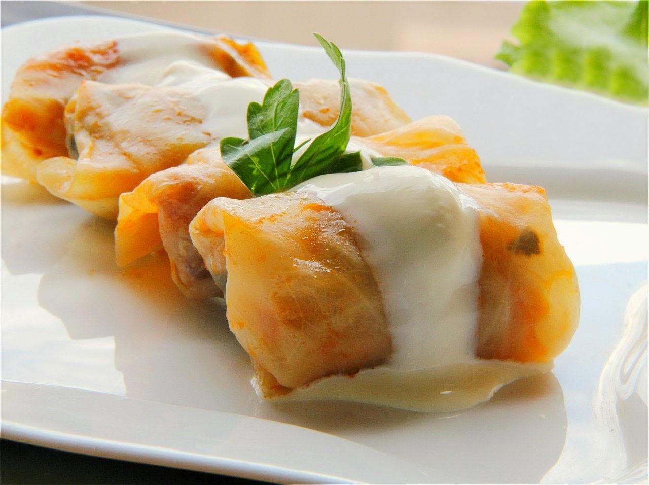 Ukraine la gastronomie ukrainienne for Cuisine ukrainienne