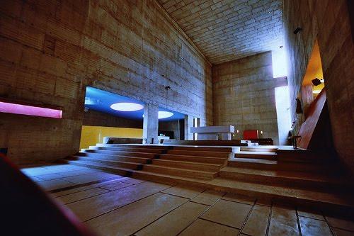 Couvent de la Tourette par Le Corbusier 253497970_722d4f2396