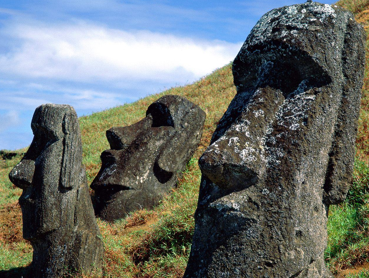 Easter Island Facts For Kid