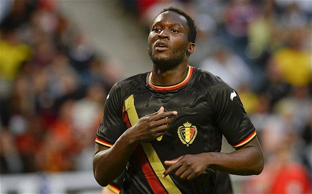 lukaku diables rouges