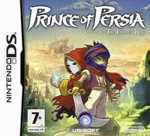 Prince Of Persia: The Fallen King (Español) (Nintendo DS)