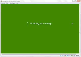 Finalize your Windows 8 installation