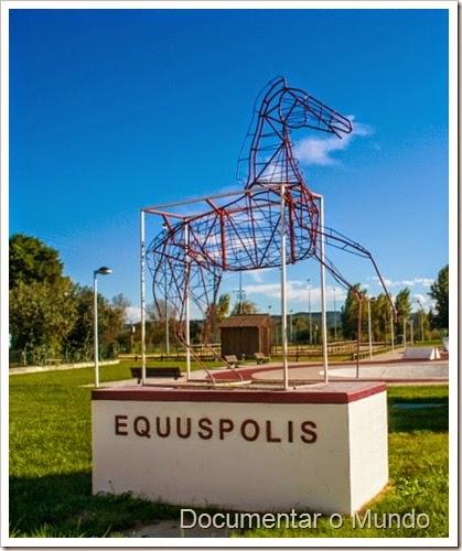 Equuspolis; Golegã
