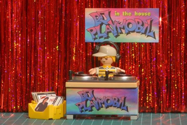 Playmobil D.J.