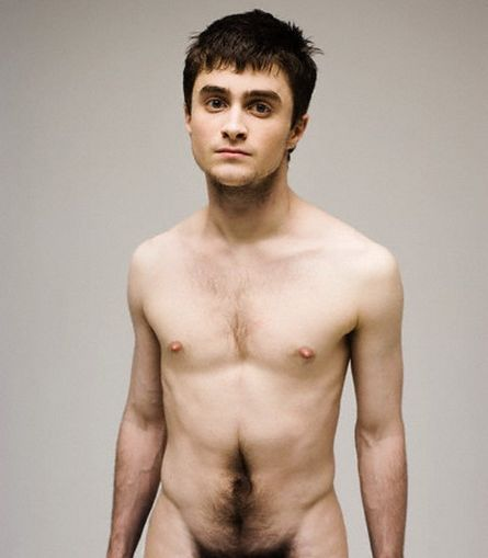 The truth. Harry potter actor porno