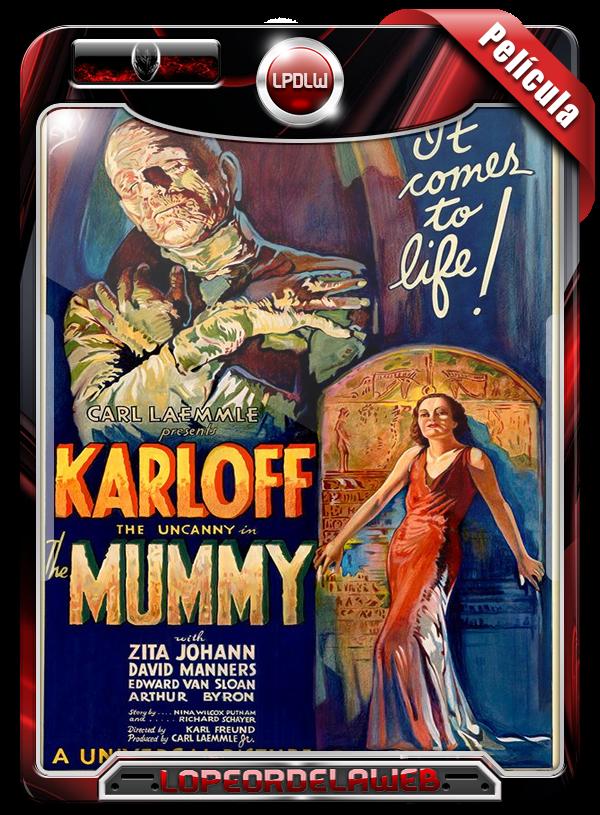 The Mummy | La Momia (1932) 720p Mega Uptobox