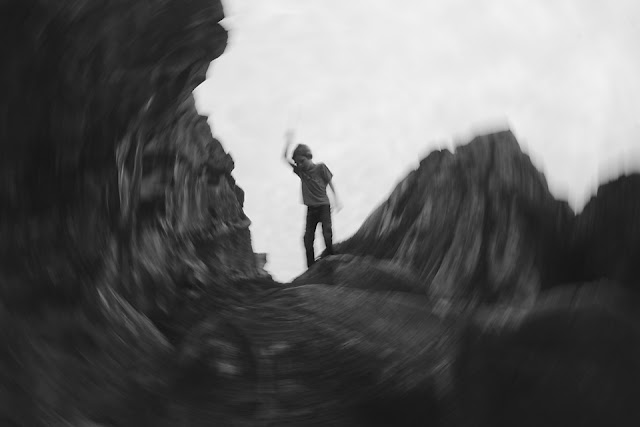 fine art motion blur