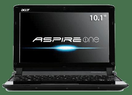 Acer Aspire One Intel Atom N450 Processor 1.66GHz