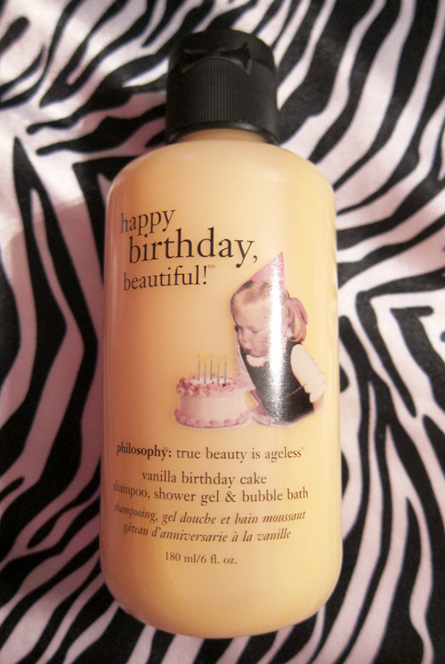 Smashbox Sign Up For Pretty Points And Get A Special Gift On Your Birthday Philosophy Coupon Free Happy Set Shower Gel Lip Gloss With