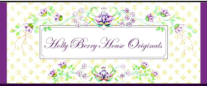Holly Berry House Originals