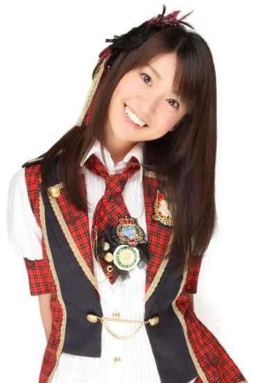 Foto Yuko Oshima AKB48