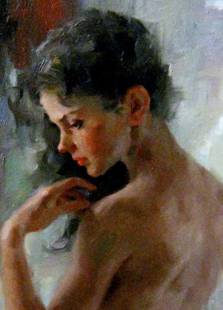 Stephen Pan 1963 | Chinese Figurative painter