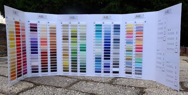 an aurifil cotton mako thread colour chart - Aurifil Thread Color Chart